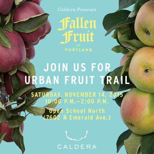 fallen fruit caldera