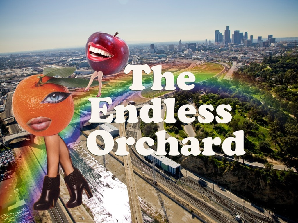 the endless orchard fallen fruit los angeles